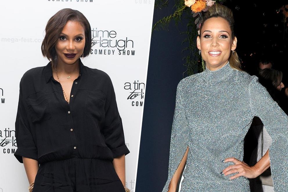 Whose side are you on: Tamar Braxton or Lolo Jones?