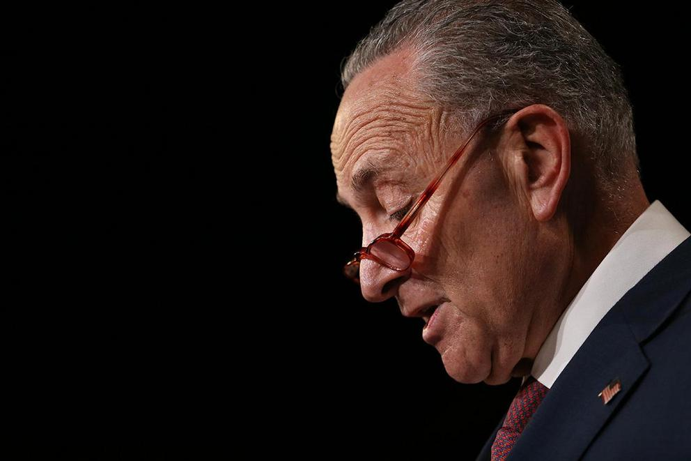 Should Chuck Schumer resign?