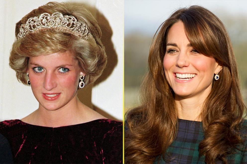 Greatest royal style icon: Princess Diana or Kate Middleton?