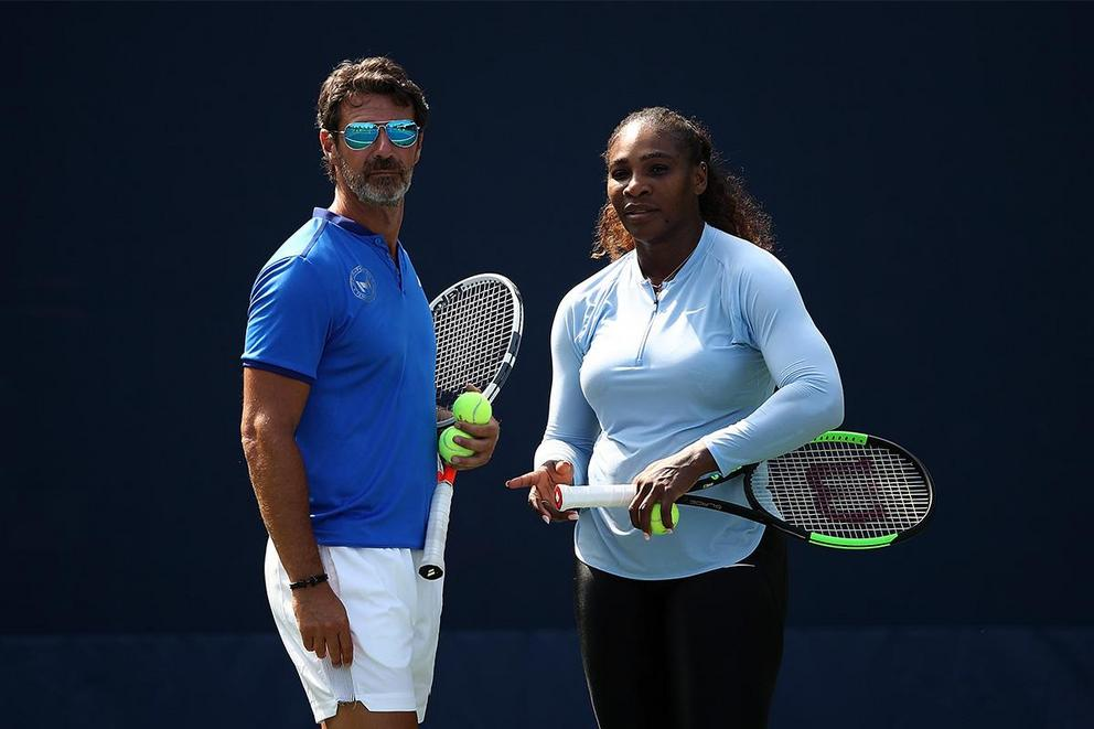 Should tennis allow on-court coaching at all tournaments?