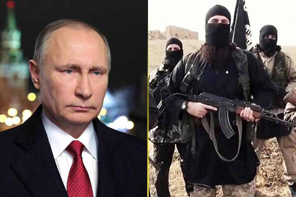 Who is the bigger threat to American security: Russia or ISIS?
