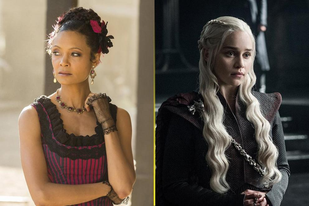 Which show are you more excited to see return: 'Westworld' or 'Game of Thrones'?