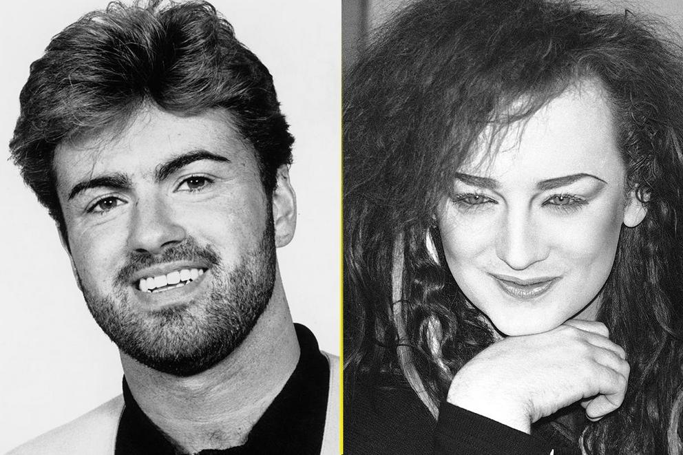 Who's the real George of Pop: George Michael or Boy George?