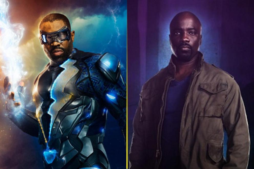 Who's more powerful: Black Lightning or Luke Cage?