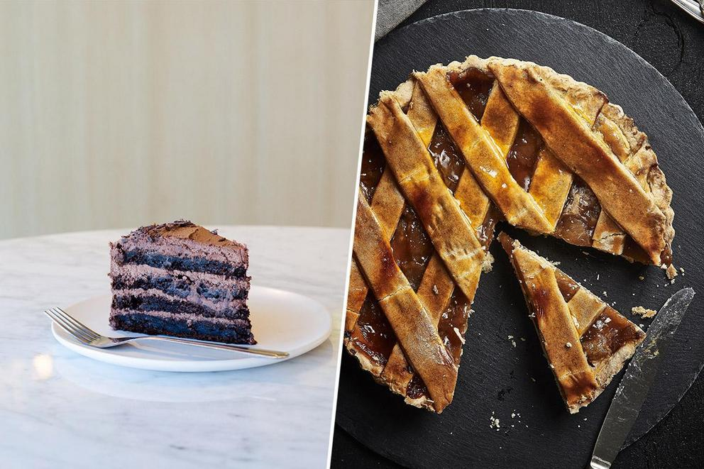 Which is the better dessert: cake or pie?