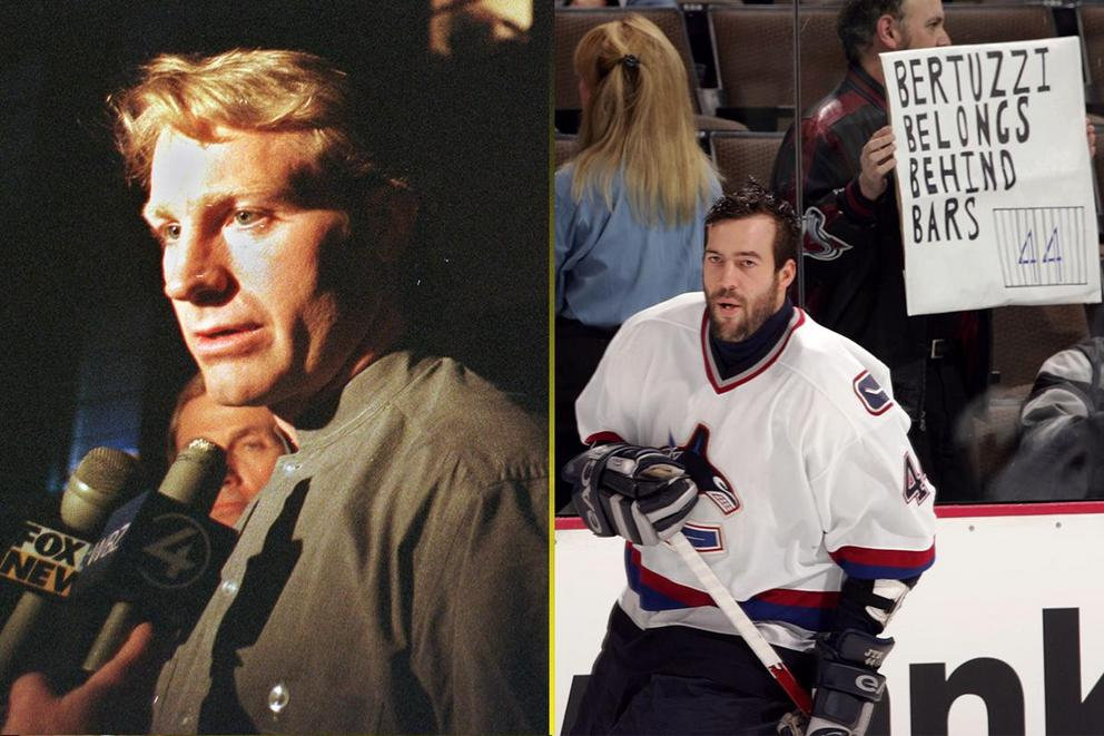 Worst hockey scandal: Marty McSorley or Todd Bertuzzi?