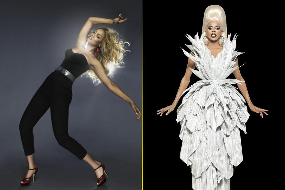 Fiercest reality show: 'America's Next Top Model' or 'RuPaul's Drag Race'?