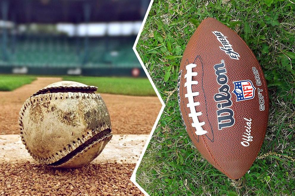 Football or baseball: Which sport is really America's pastime?