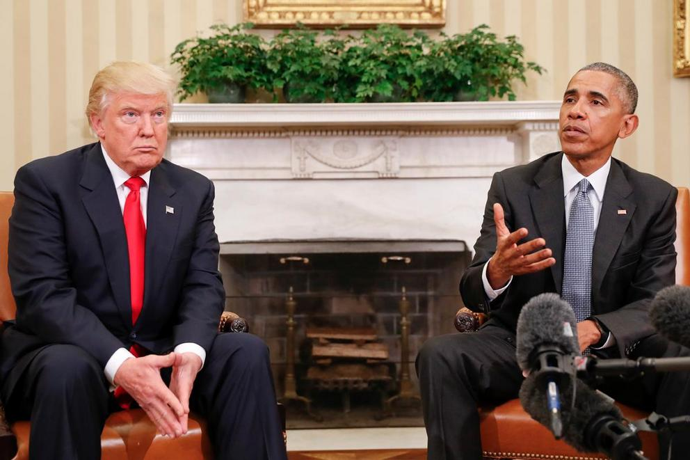Should Donald Trump apologize to Barack Obama?