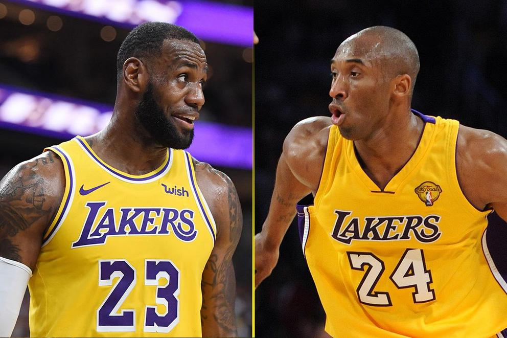 Greatest NBA player ever: LeBron James or Kobe Bryant?
