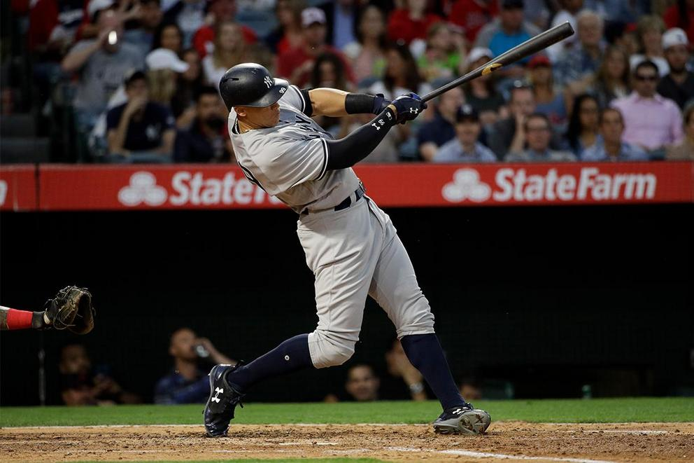 Is Aaron Judge the next Babe Ruth?