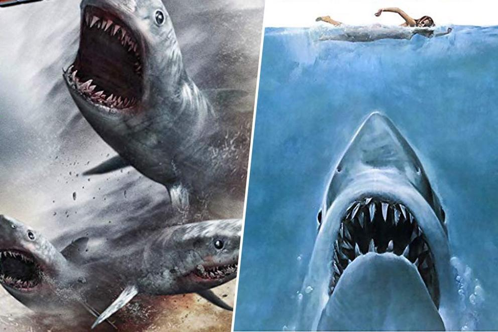 Does 'Sharknado' top 'Jaws'?