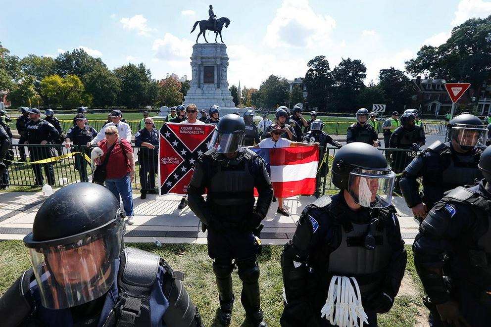 Should the National Parks Service give permits to hate groups?
