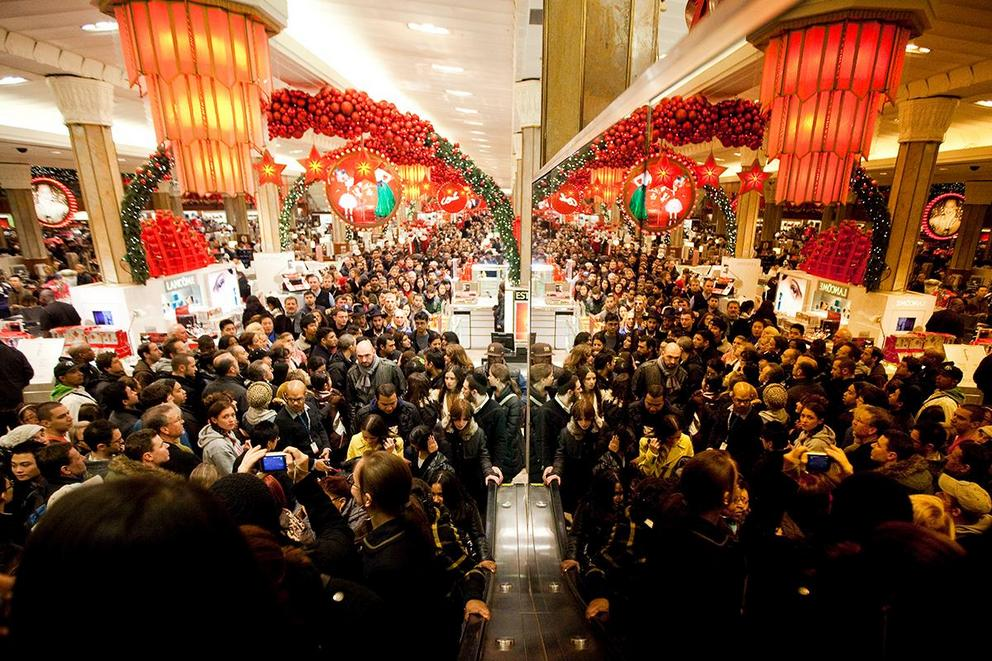 Which shopping day is better: Black Friday or Cyber Monday?