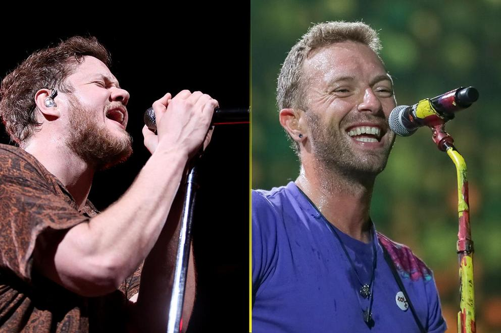 Billboard's Top Duo/Group: Imagine Dragons or Coldplay?