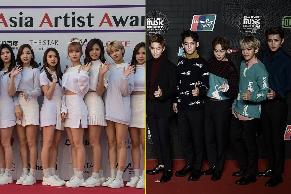 Ultimate Pop Group Fan Army: Once or EXO-L?