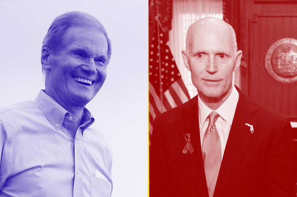Who will win Florida's Senate seat: Bill Nelson or Rick Scott?