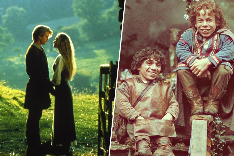 Favorite '80s fantasy film: 'The Princess Bride' or 'Willow'?