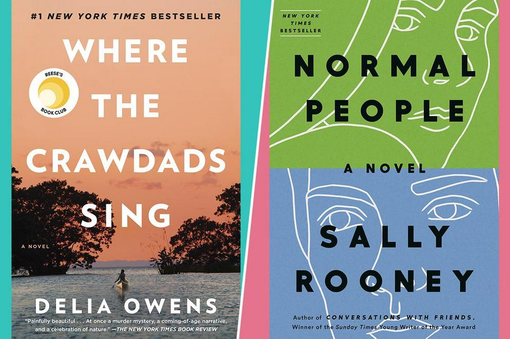 Best beach read for 2019: 'Where the Crawdads Sing' or 'Normal People'?