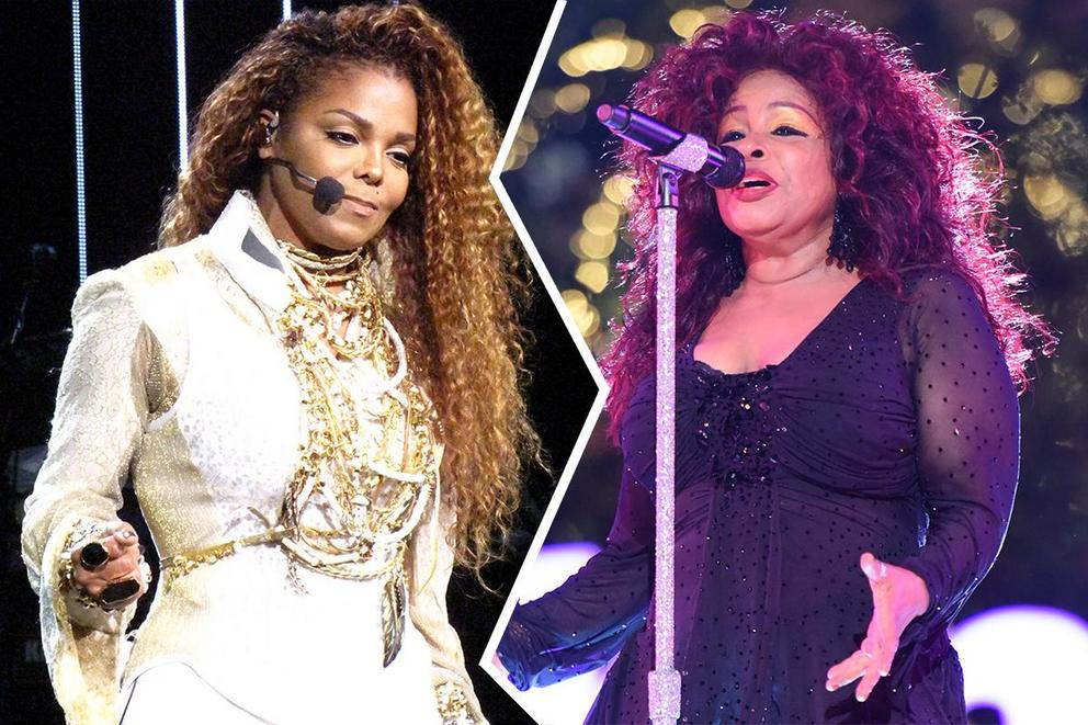 Biggest Rock and Roll Hall of Fame snub: Janet Jackson or Chaka Khan?