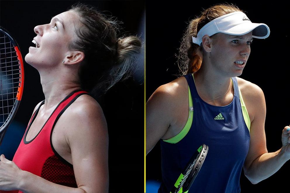 Simona Halep vs. Caroline Wozniacki: Who will win the Australian Open?