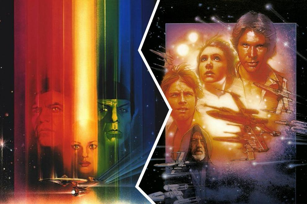 'Star Trek' or 'Star Wars': Which is the greater franchise?