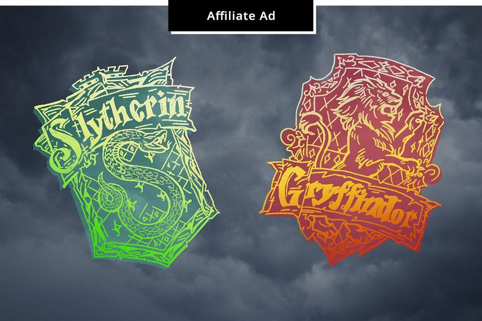 Which 'Harry Potter' house is the best: Gryffindor or Slytherin?