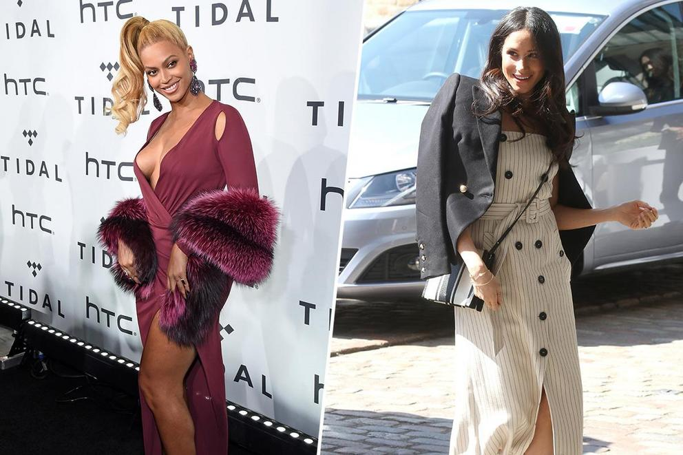 Favorite style icon of today: Beyoncé or Meghan Markle?