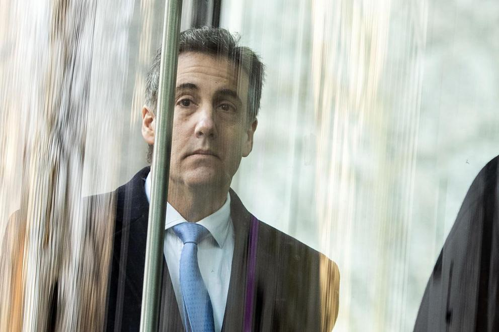 Would you donate to Michael Cohen's GoFundMe?