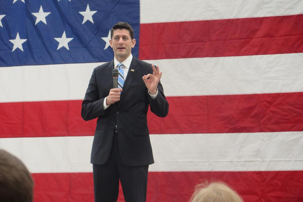 Is Paul Ryan running for president?