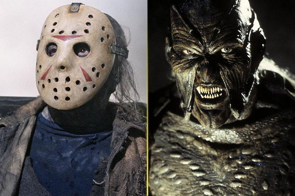 Scariest movie monster: Jason Voorhees or the Creeper?