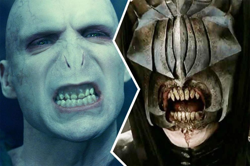 Who is more evil: Sauron or Voldemort?