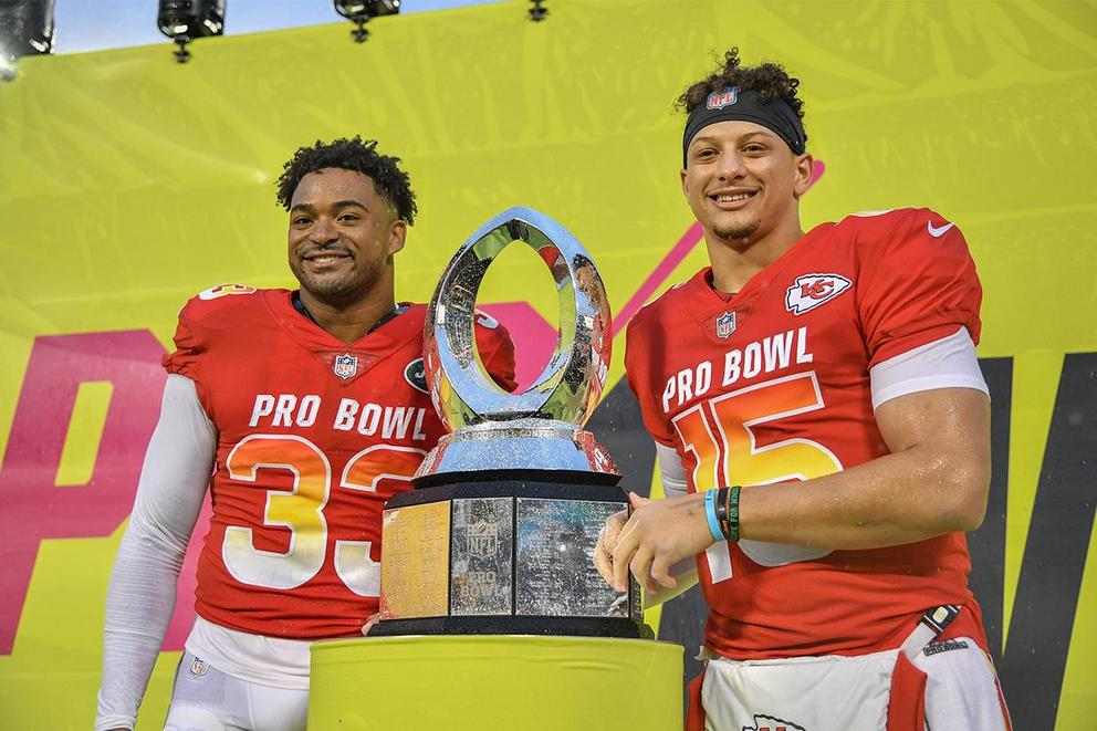 Should the NFL Pro Bowl just be the skills competition?