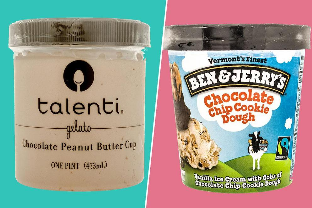 Ultimate pint of ice cream: Talenti or Ben & Jerry's?
