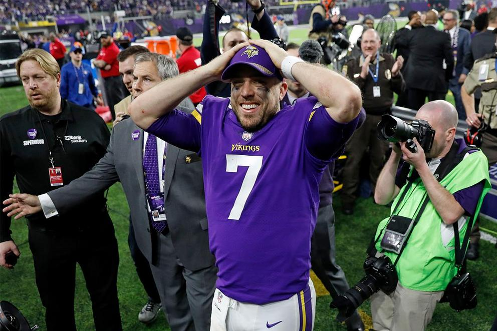 Is Case Keenum going to be a Pro-Bowl quarterback?