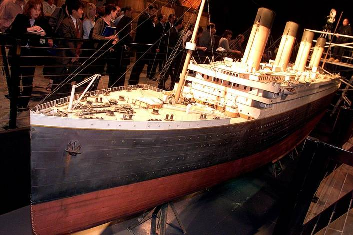 Would you sail on the Titanic II?