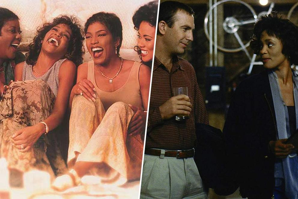 Favorite '90s love story: 'Waiting to Exhale' or 'The Bodyguard'?