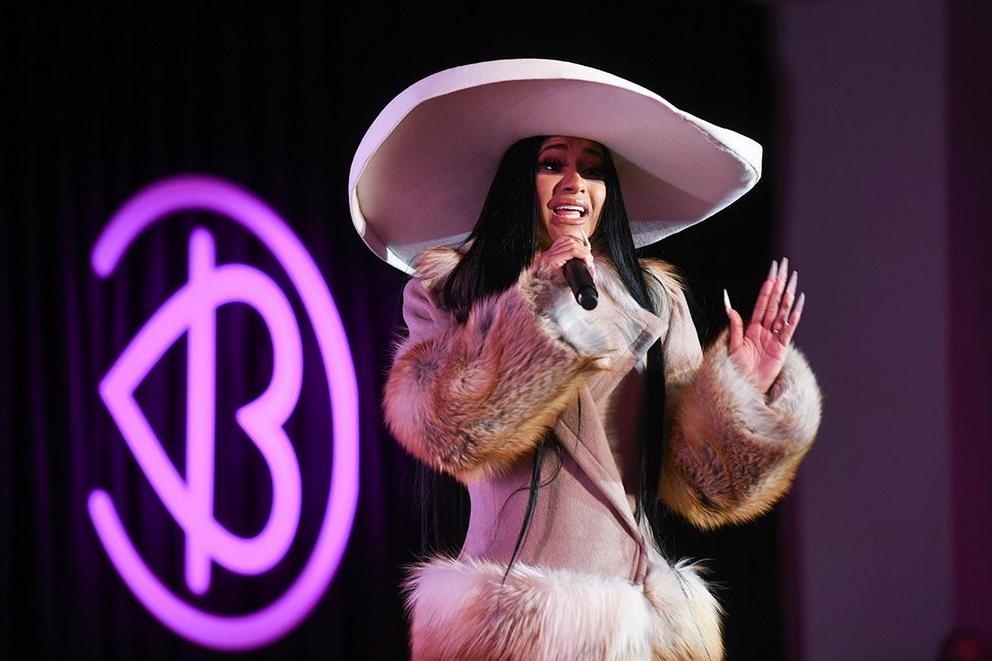 Are celebrities like Cardi B obligated to be role models?