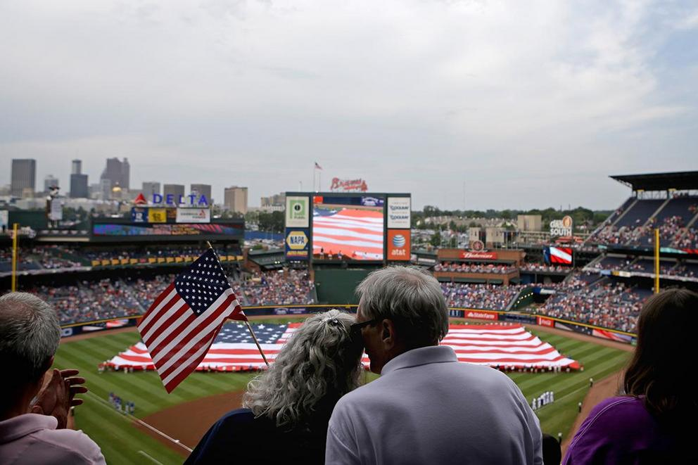 Should we stop playing the National Anthem before sporting events?