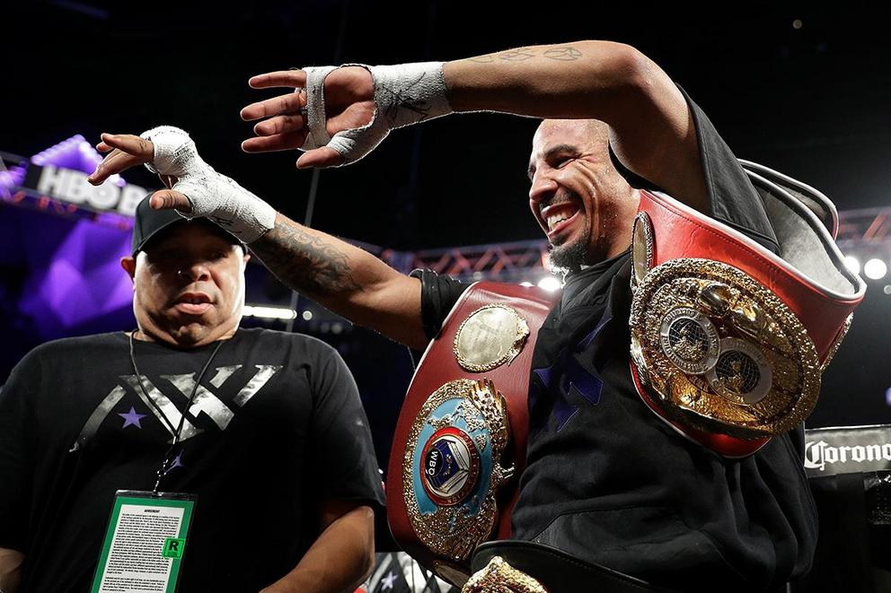 Is Andre Ward going to stay retired?