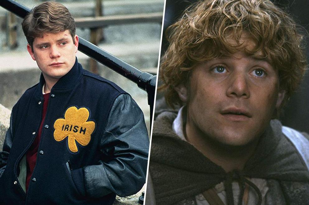 Which is your favorite Sean Astin character: Rudy or Samwise Gamgee?