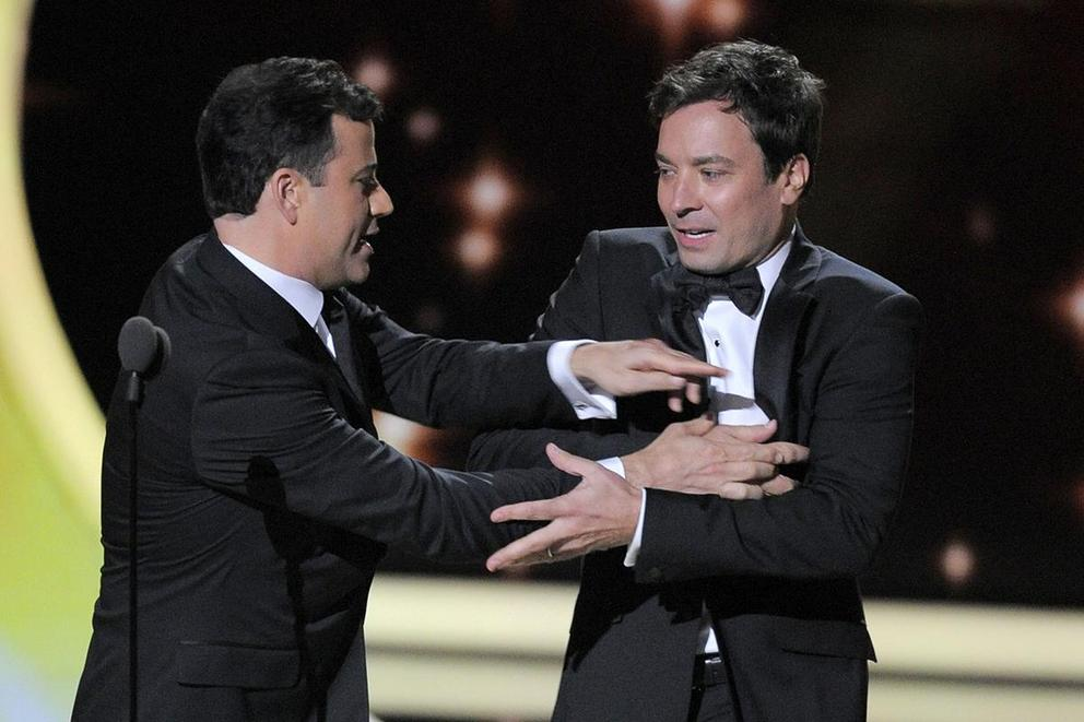 Who is the late night king: Jimmy Fallon or Jimmy Kimmel?