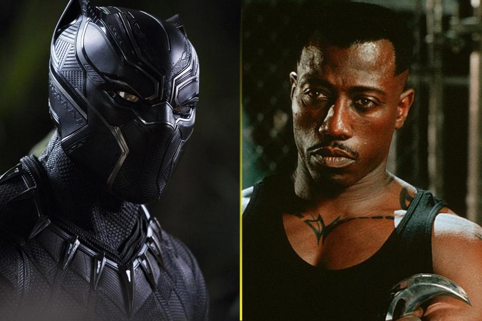 Who's more badass: Black Panther or Blade?