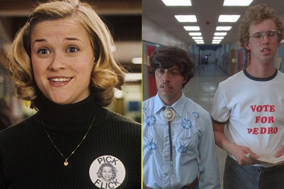 Favorite comedy about student body politics: 'Election' or 'Napoleon Dynamite'?