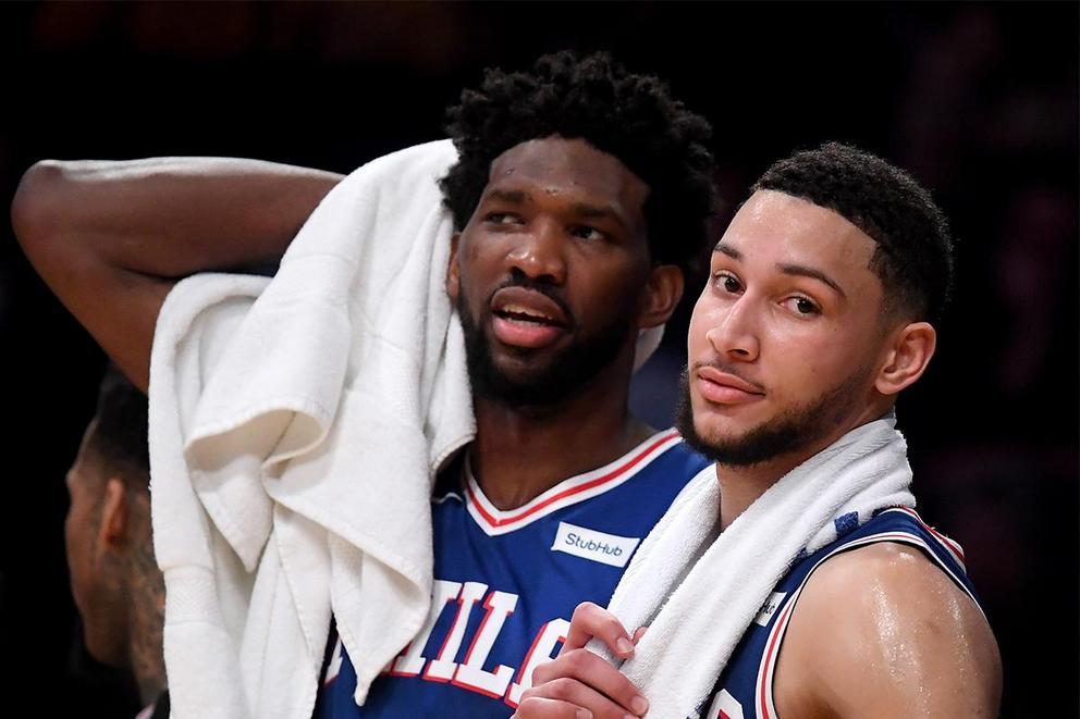 Can Joel Embiid and Ben Simmons win a championship together?