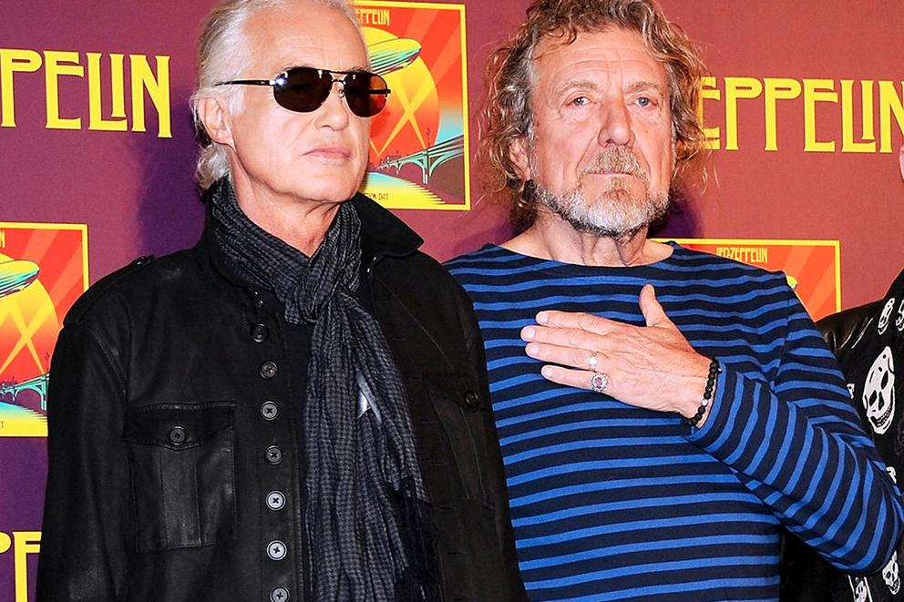 Does Led Zeppelin's notorious history of stealing riffs prove they stole 'Stairway to Heaven'?