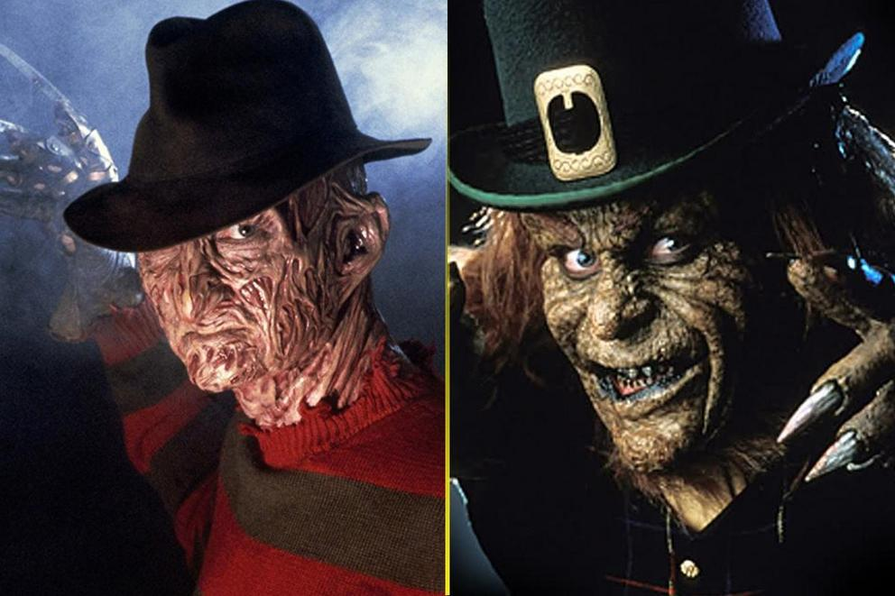 Scariest movie monster: Freddy Krueger or Leprechaun?