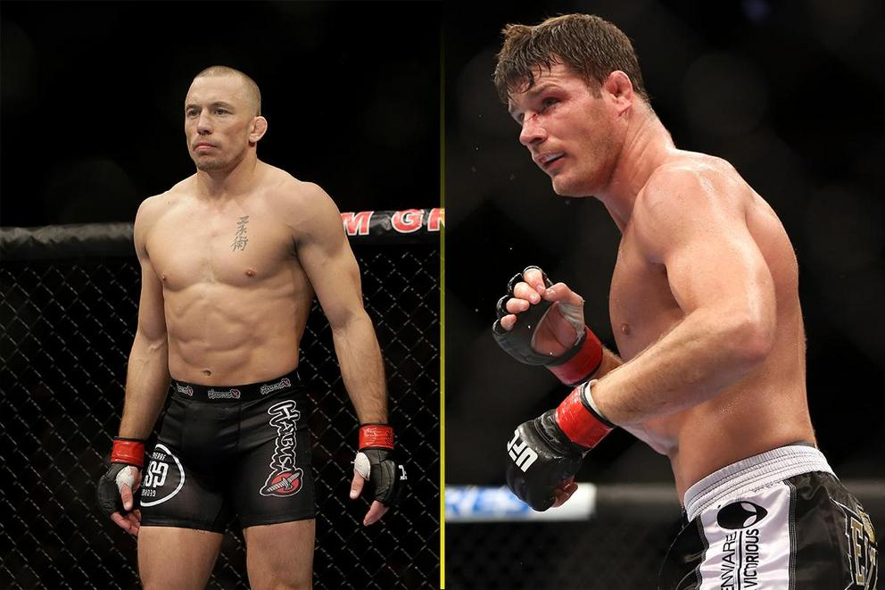 UFC 217: Who wins Georges St. Pierre vs. Michael Bisping?