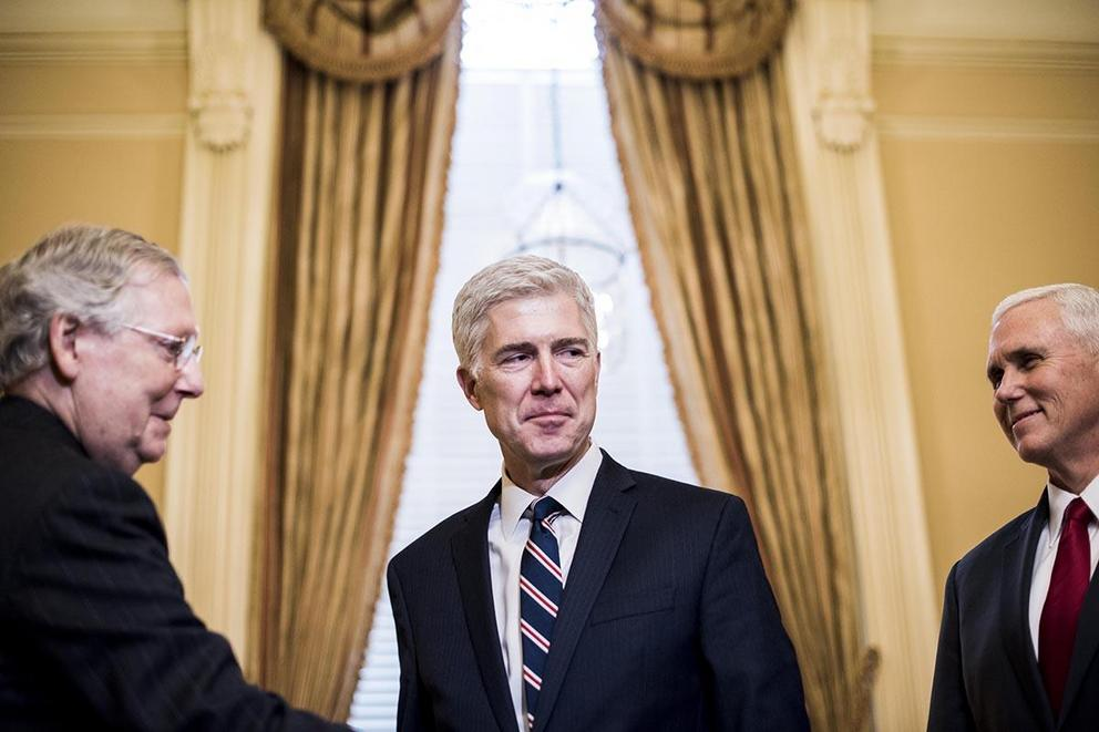 Should Republicans use the 'nuclear option' to push through Neil Gorsuch?