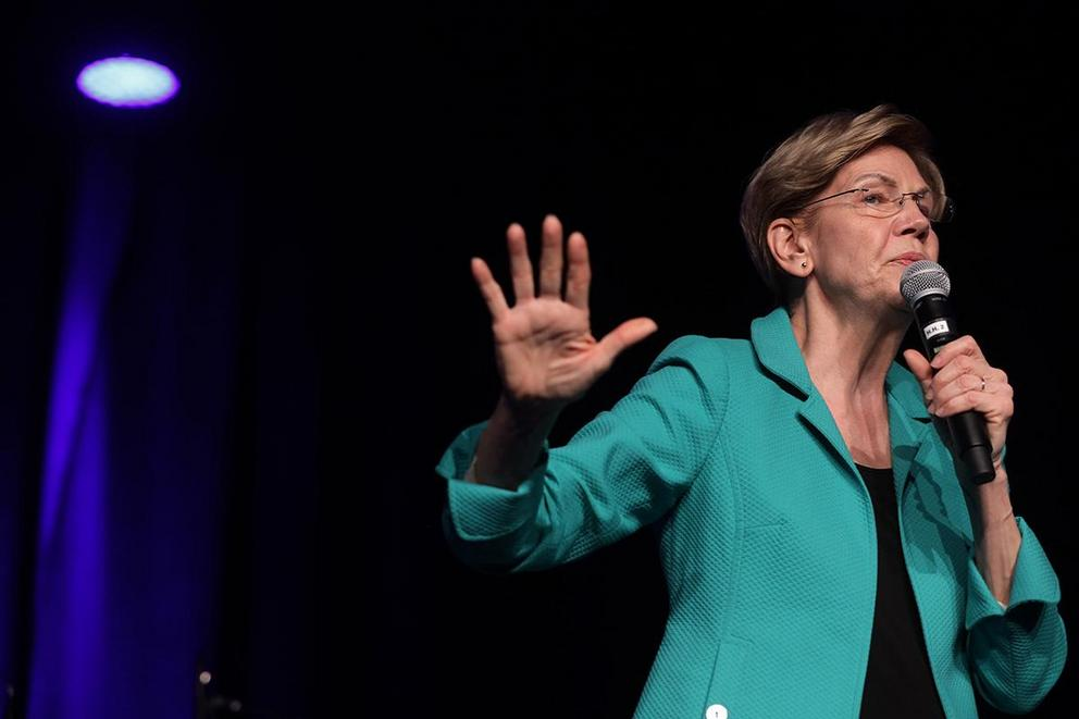Should Elizabeth Warren drop out?